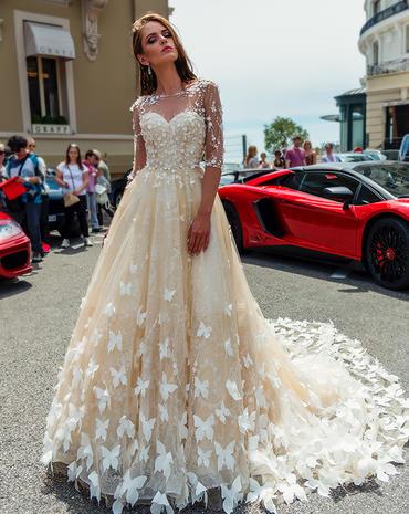 Куплю платье свадебное dominiss