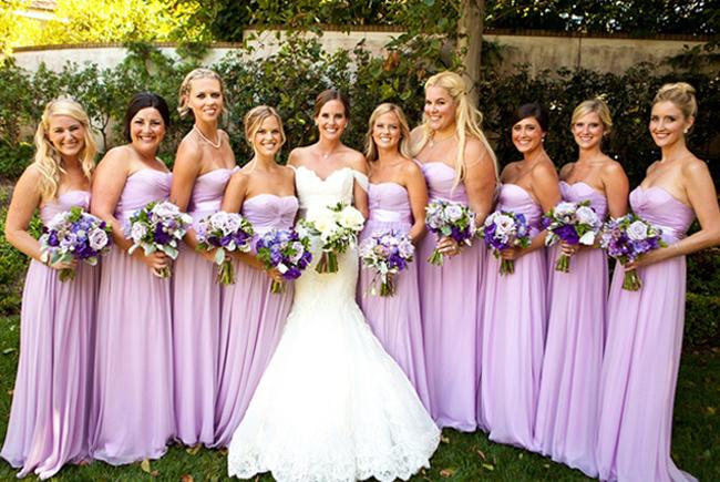 Этикет выбора платья подружки невесты диктует 7580e92e80cbe