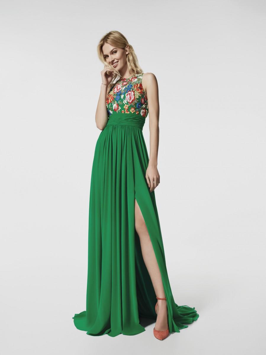 Платья цвет 2017